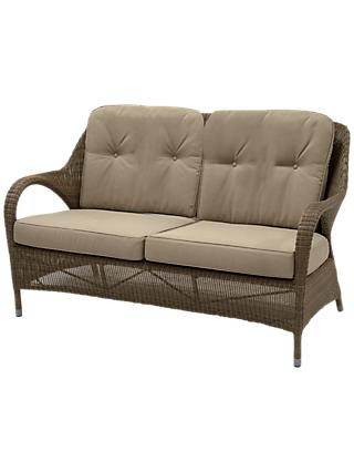 4 Seasons Outdoor Sussex High Back Lounge Bench