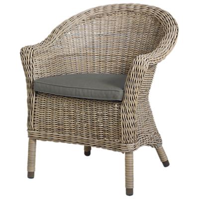 4 Seasons Outdoor Valentine Round Garden Dining Chair