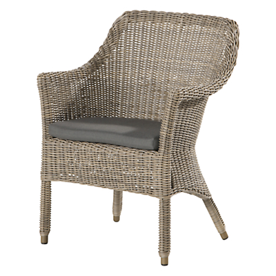 4 Seasons Outdoor Valentine Galleria Garden Dining Chair. John Lewis Outdoor Garden Furniture from THE Gardening WEBSITE