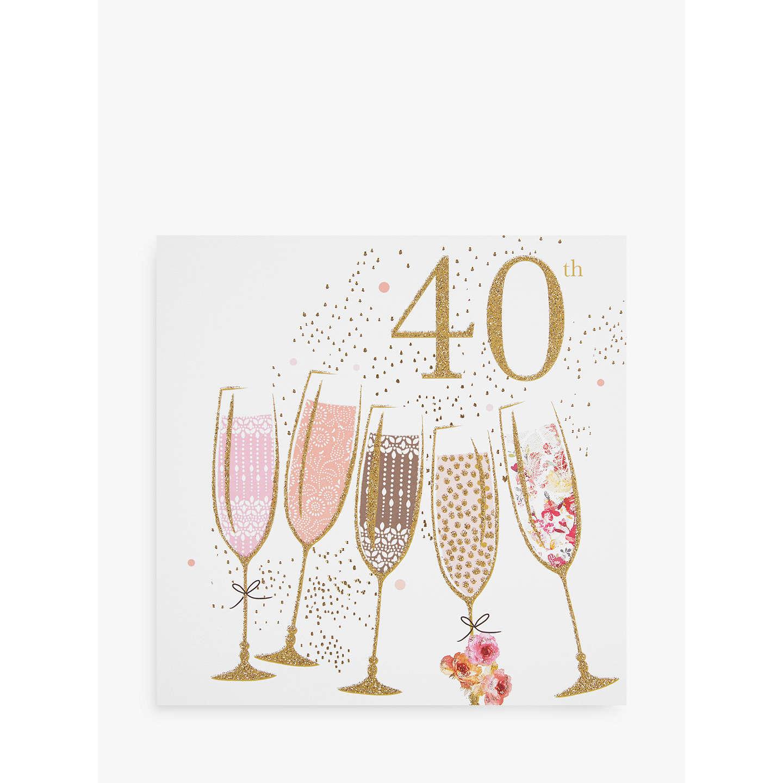 John Lewis Champagne Glasses