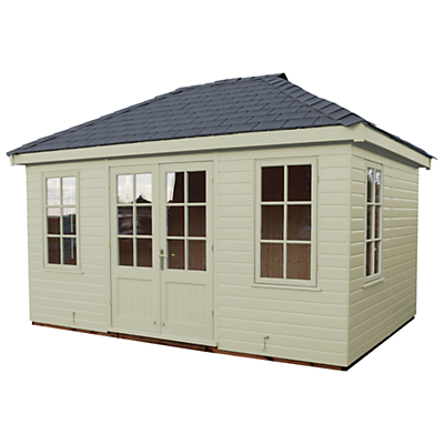Crane 3.0 x 4.2m Garden Room, FSC-certified (Scandinavian Redwood)