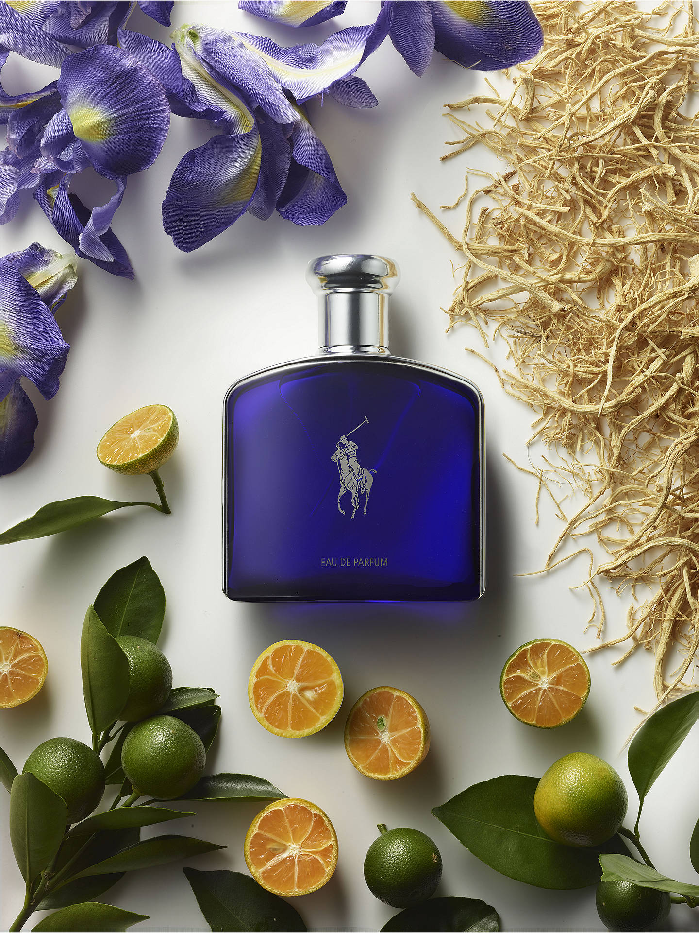 BuyRalph Lauren Polo Blue Eau de Parfum, 75ml Online at johnlewis.com