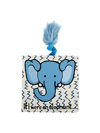 Jellycat If I Were An Elephant Children's Book