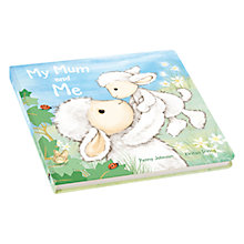 Buy Jellycat My Mum And Me Book Online at johnlewis.com