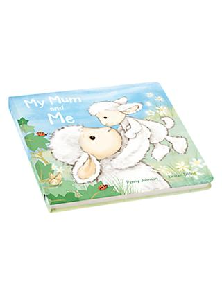 Jellycat My Mum And Me Children's Book