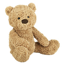 Buy Jellycat Bumbly Bear Soft Toy, Medium Online at johnlewis.com