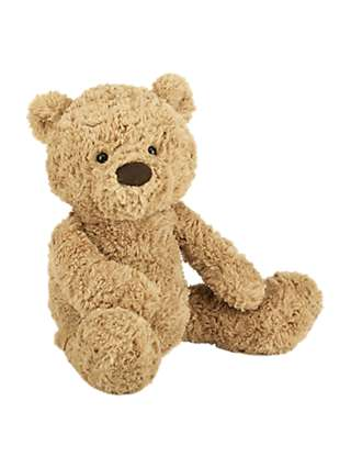 Jellycat Bundle of Bears Bumbly Bear Soft Toy, Medium