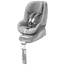 Buy Maxi-Cosi Pearl Group 1 Car Seat, Concrete Grey Online at johnlewis.com