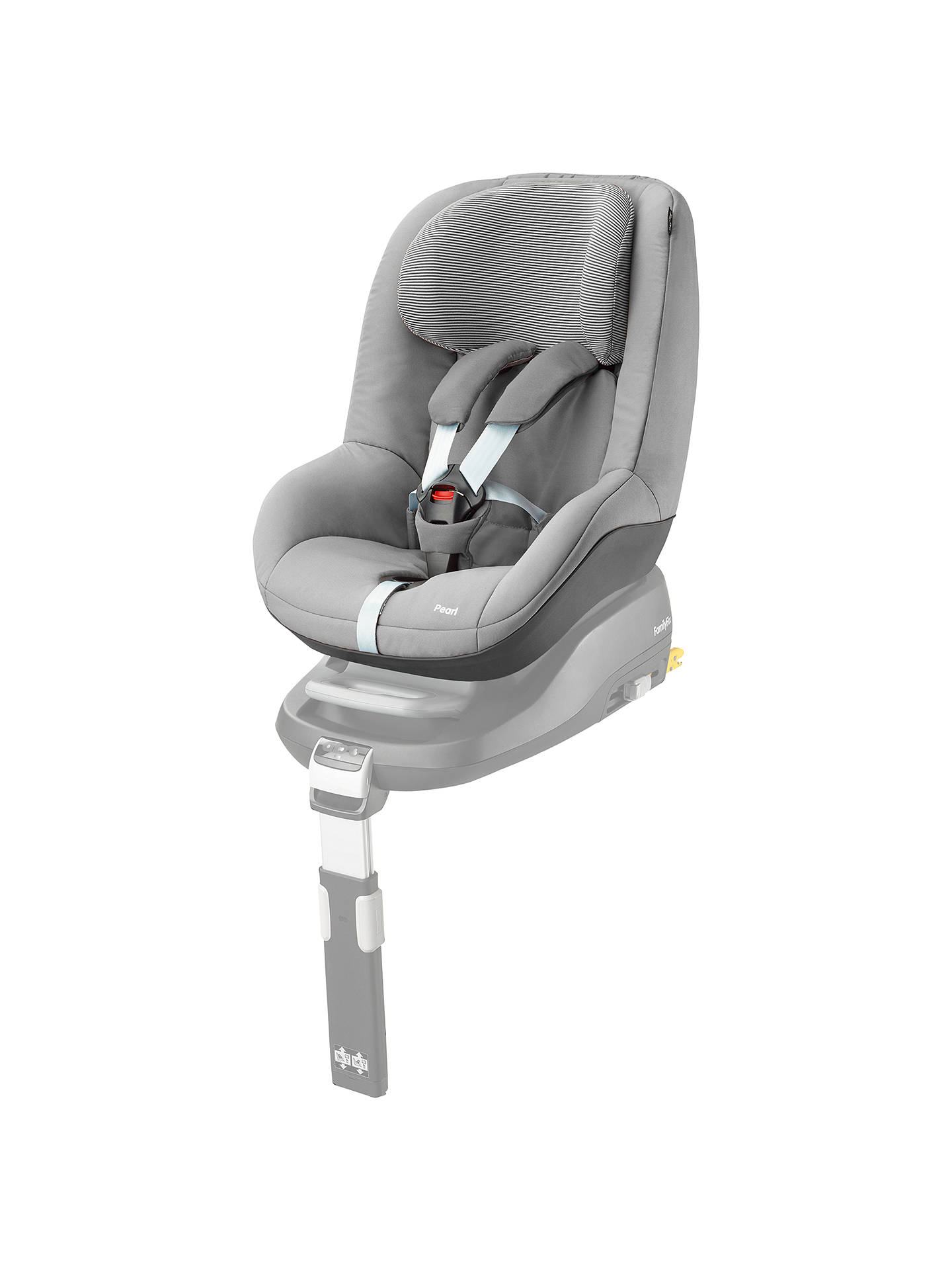 maxi cosi pearl group 1 car seat concrete grey at john lewis partners. Black Bedroom Furniture Sets. Home Design Ideas