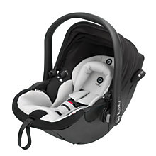 Buy Kiddy Evo Luna i-Size Group 0+ Baby Car Seat, Stone Online at johnlewis.com