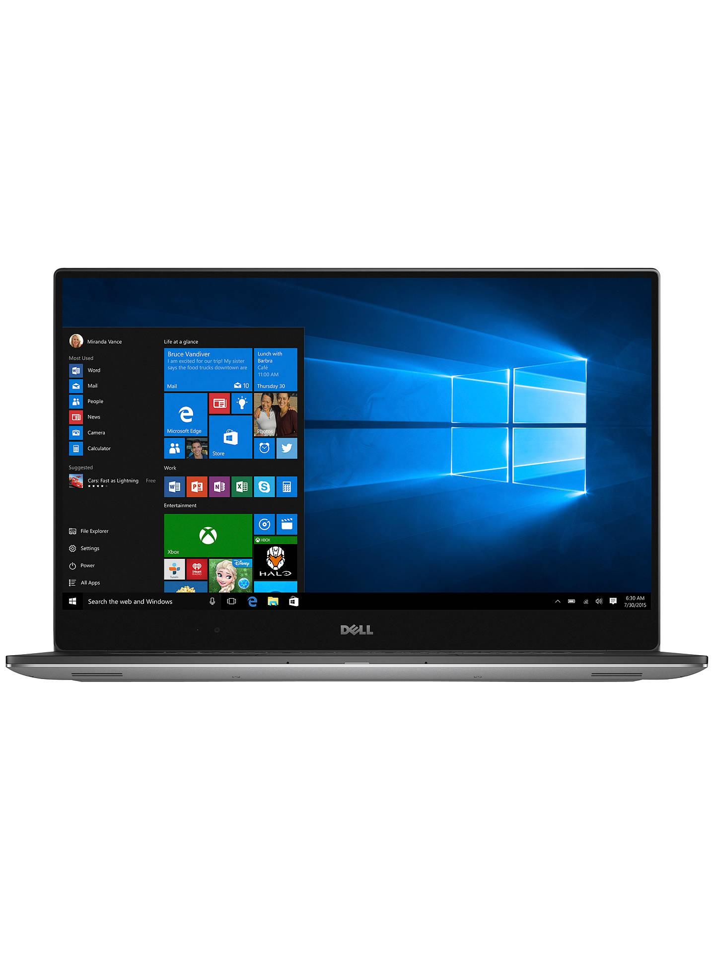f4f6c298bfe Dell XPS 15 Laptop, Intel Core i5, 8GB RAM, 1TB HDD + 32GB SSD, 15.6 ...