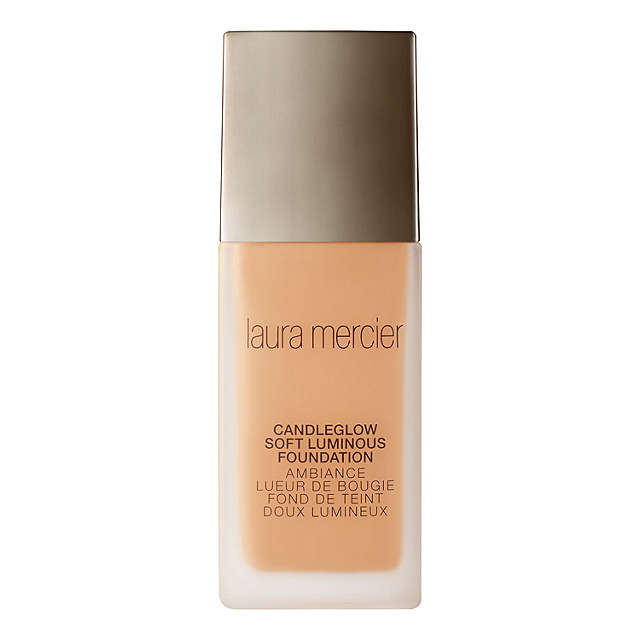 BuyLaura Mercier Candleglow Soft Luminous Foundation, Honey Online at johnlewis.com