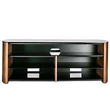"Buy Alphason Finewoods 1350mm TV/Soundbar Stand For TVs Up To 60"" Online at johnlewis.com"