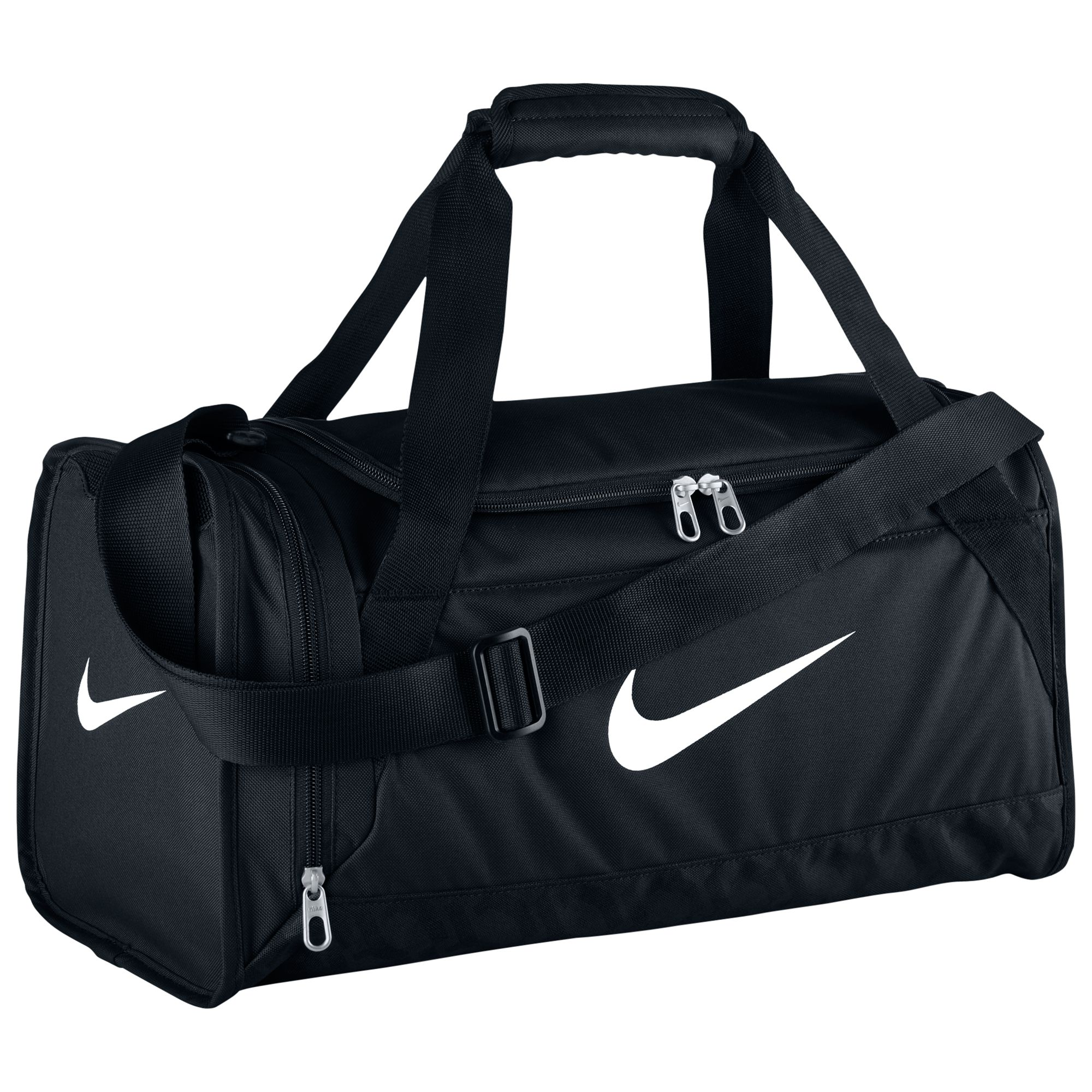 Contabilidad Turista Gruñido  Nike Brasilia 6 Duffel Bag, Extra Small at John Lewis & Partners