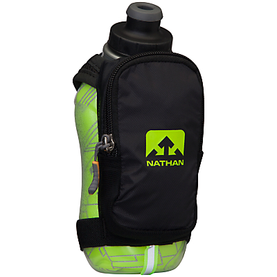 Nathan SpeedShot Insulated Handheld Flask, 335ml