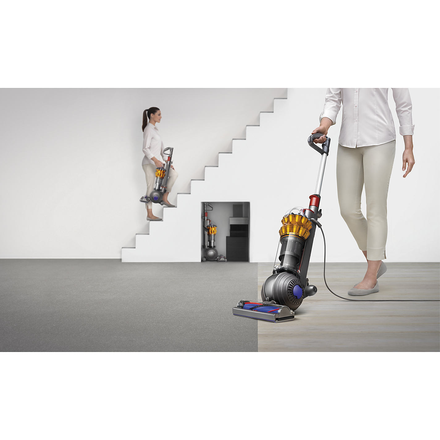 buy dyson small ball multi floor vacuum cleaner | john lewis
