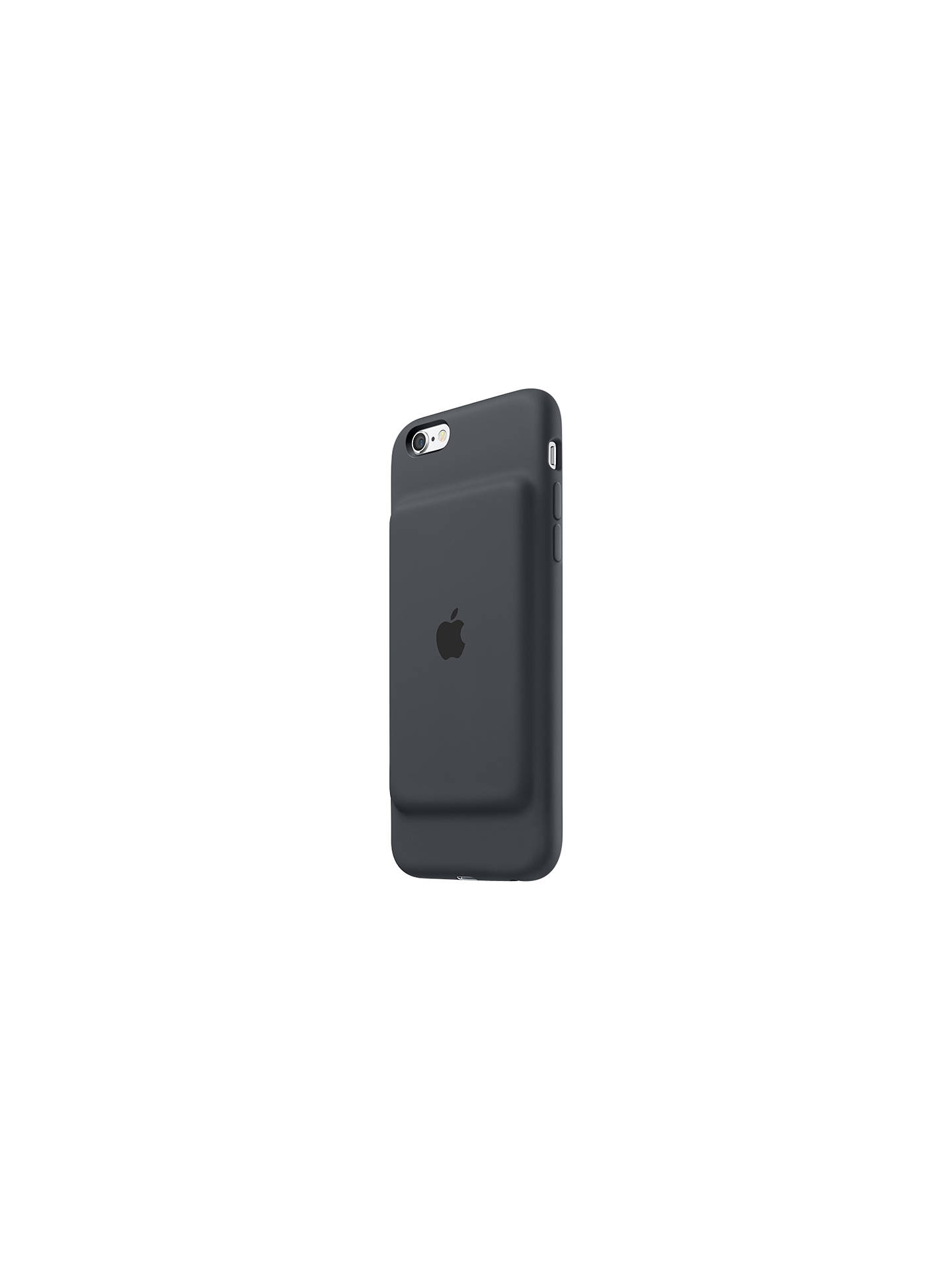 Buy Apple Smart Battery Case for iPhone 6 & 6s, Grey Online at johnlewis.com