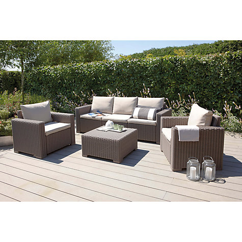 Buy Suntime California Outdoor Furniture Online at johnlewis com. Buy Suntime California Outdoor Furniture   John Lewis