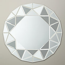 Buy John Lewis Biarritz Mirror, Dia. 70cm Online at johnlewis.com