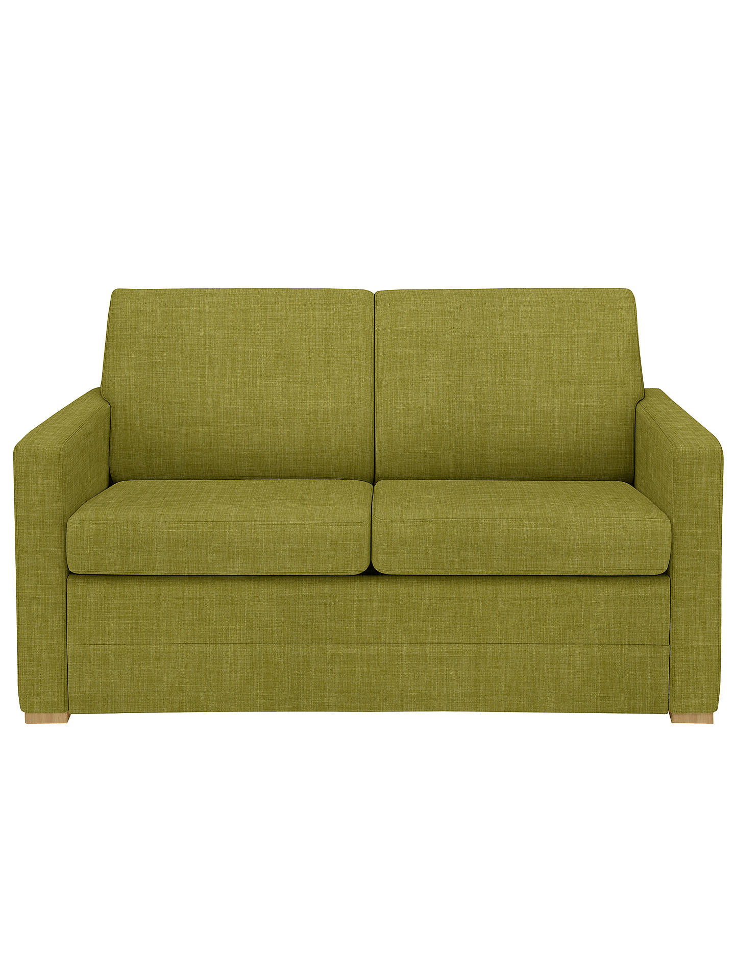 BuyJohn Lewis Siesta Sofa Bed with Foam Mattress, Fraser Apple Online at johnlewis.com
