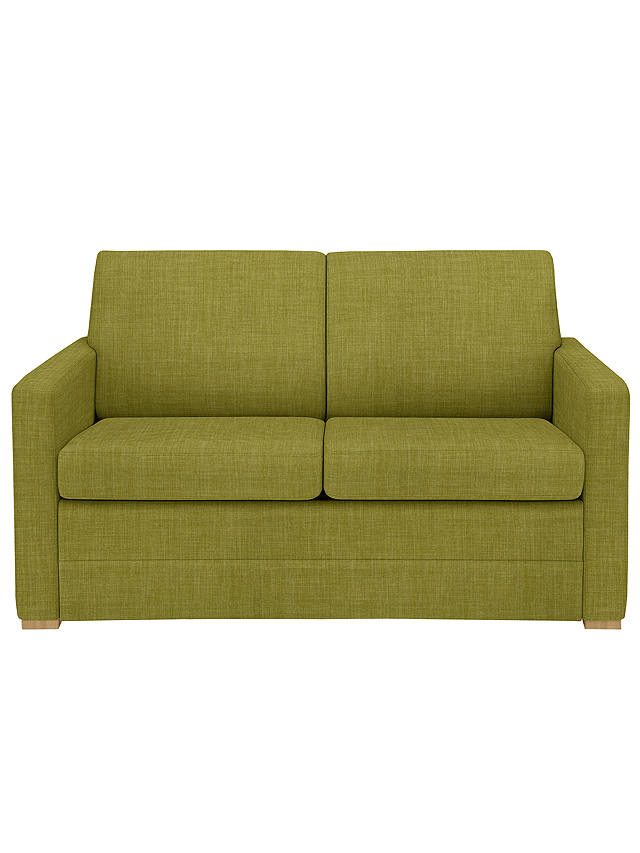 Buy John Lewis Siesta Sofa Bed with Foam Mattress, Fraser Apple Online at johnlewis.com