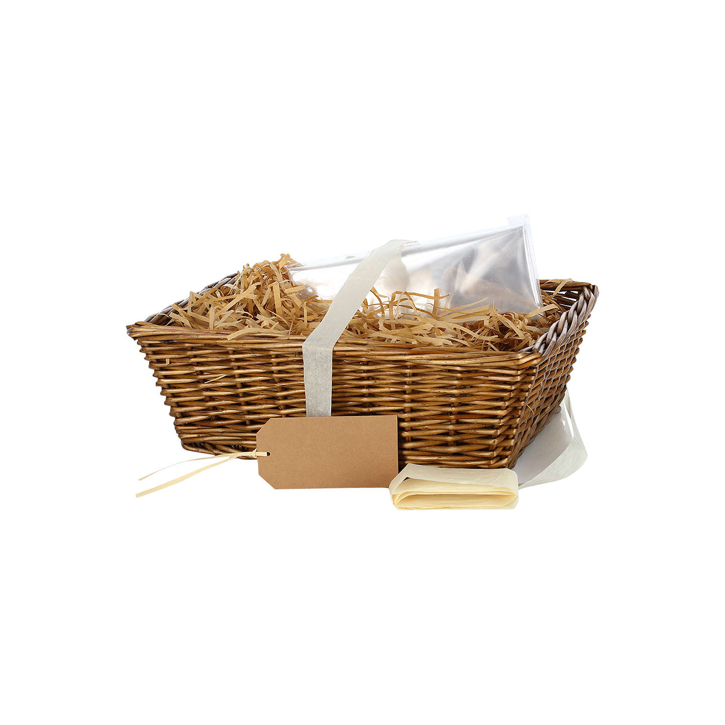 Buyjohn Lewis Build Your Own Hamper Open Basket Online At