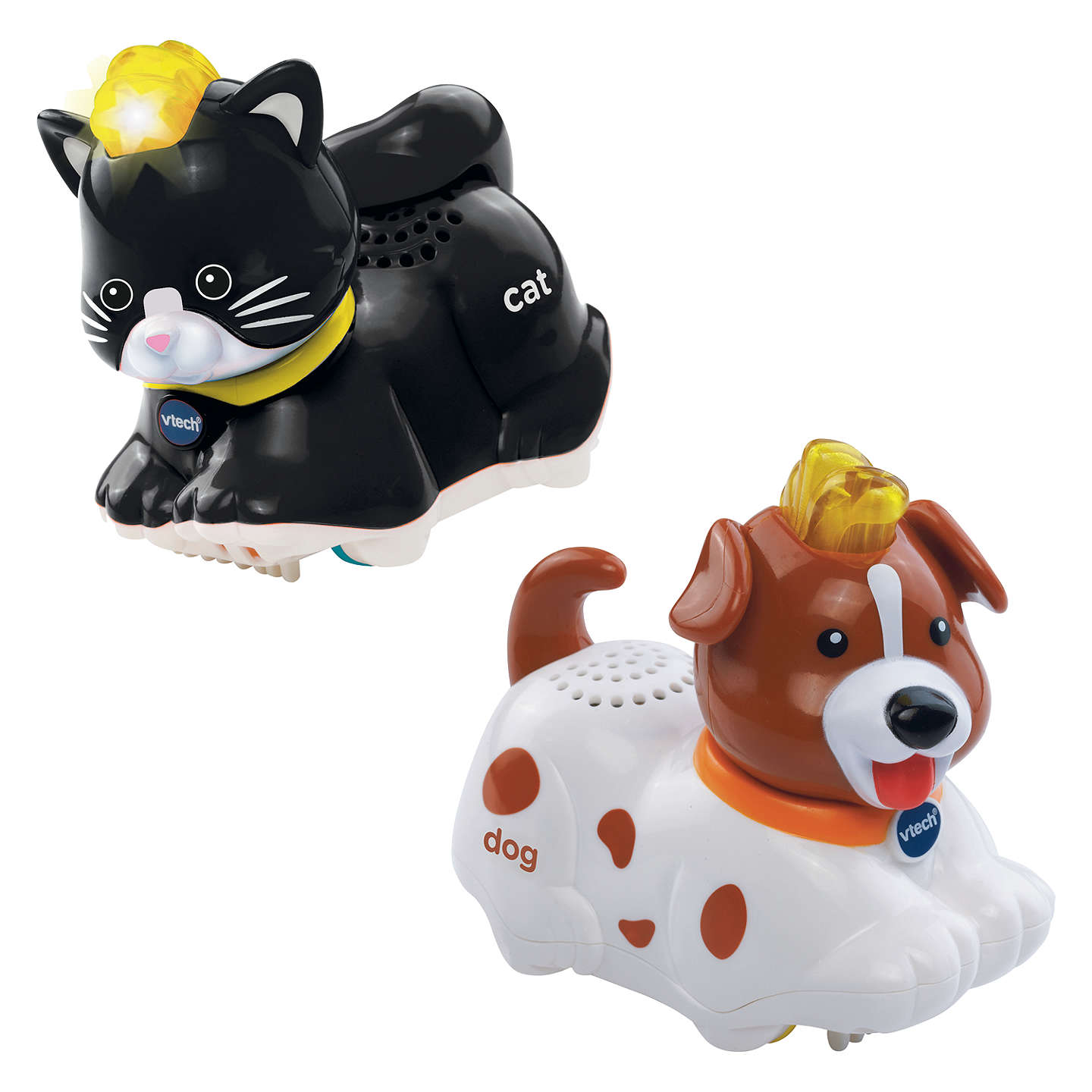 Vtech Toot Toot Cat And Dog