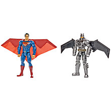 "Buy Batman v. Superman: Dawn of Justice 12"" Action Hero Figure, Assorted Online at johnlewis.com"