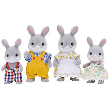 Buy Sylvanian Families Cottontail Rabbit Family Online at johnlewis.com