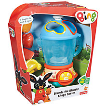 Buy Bing Bunny Brenda the Blender Online at johnlewis.com