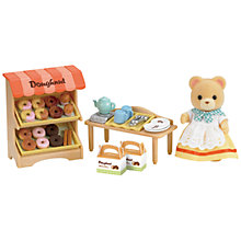 Buy Sylvanian Families Doughnut Store Online at johnlewis.com