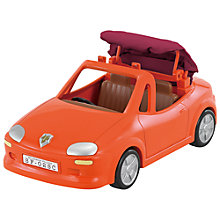 Buy Sylvanian Families Convertible Car Online at johnlewis.com