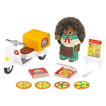 Buy Sylvanian Families Pizza Delivery Set Online at johnlewis.com
