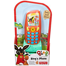 Buy Bing Bunny Bing's Phone Online at johnlewis.com