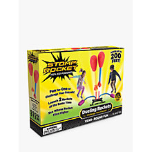 Buy Stomp Rocket Dueling Stomp Rocket Online at johnlewis.com