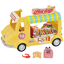 Buy Sylvanian Families Hot Dog Van Online at johnlewis.com