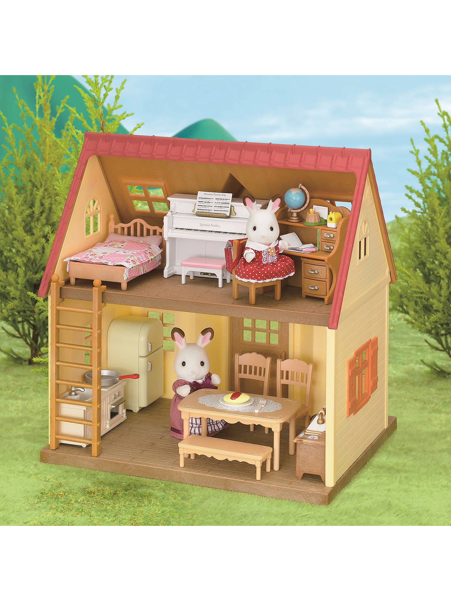 BuySylvanian Families Classic Furniture Set Online at johnlewis.com