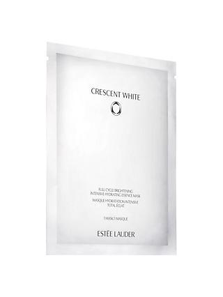 Estée Lauder Crescent White Full Cycle Brightening Intensive Hydrating Essence Mask