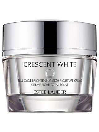 Estée Lauder Crescent White Full Cycle Brightening Rich Moisture Creme, 50ml