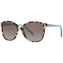 Buy Prada PR 01OS Square Sunglasses Online at johnlewis.com