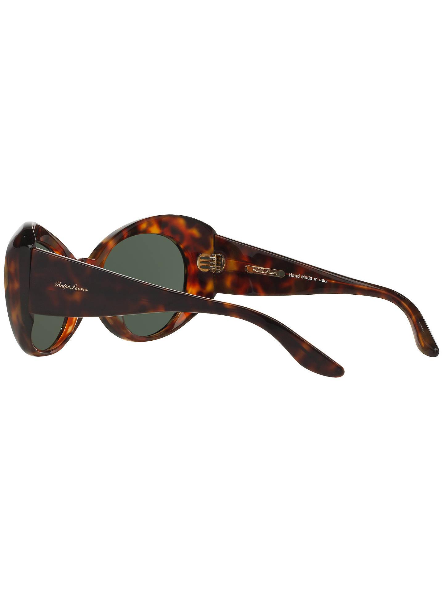 69929bb7bd Ralph Lauren RL8139 Cat s Eye Sunglasses at John Lewis   Partners