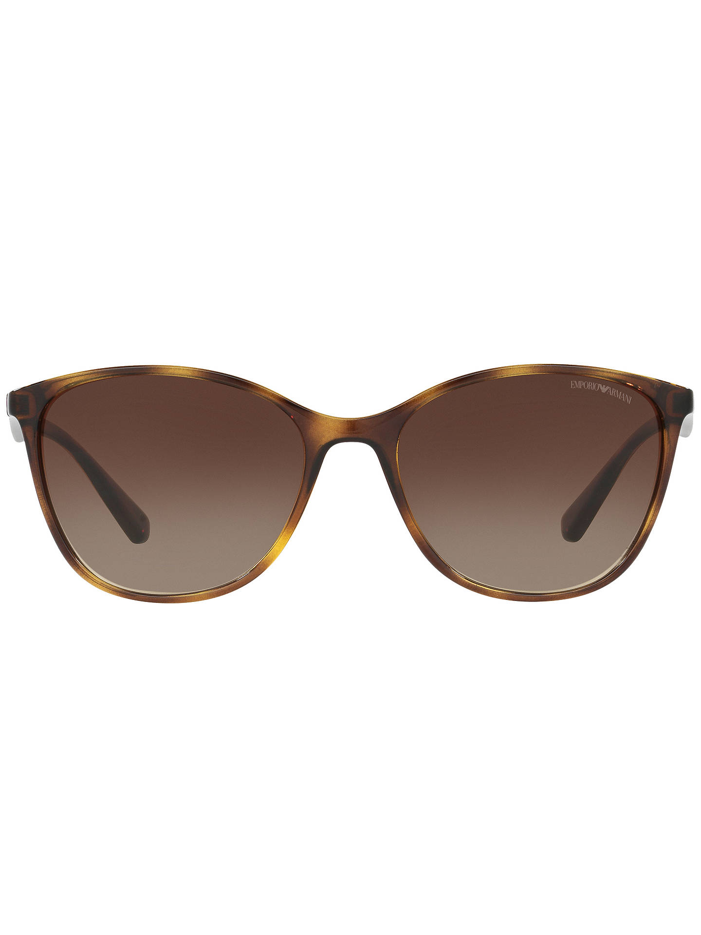 5a5d46db3b24 Emporio Armani EA4073 Cat s Eye Sunglasses at John Lewis   Partners