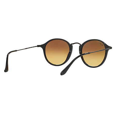Buy Ray-Ban RB2447 Round Fleck Sunglasses Online at johnlewis.com