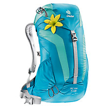 Buy Deuter AC Lite 14L Daypack, Green Online at johnlewis.com