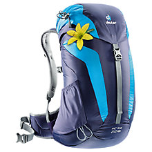 Buy Deuter AC Lite 22L Backpack, Blue Online at johnlewis.com