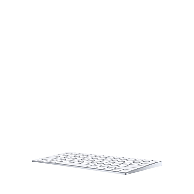 Image of Apple MLA22B/A Magic Keyboard, British English
