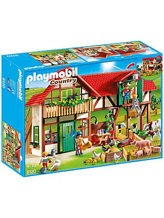 Easter gifts shop easter eggs decorations at john lewis playmobil country large farm negle Choice Image
