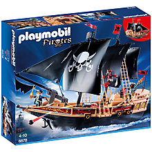 Buy Playmobil Pirates Raiders' Ship Online at johnlewis.com