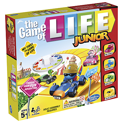 Image of Game of Life Junior Game