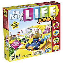 Buy Game Of Life Junior Version Online at johnlewis.com